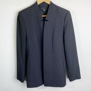 Theory Cirilo C Fritella Textured Blazer Size 12